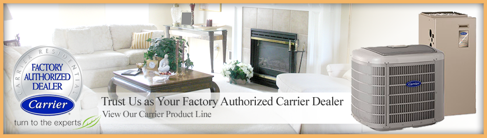 Let an authorized Carrier Dealer install your Cooling in Eden Prairie, MN.